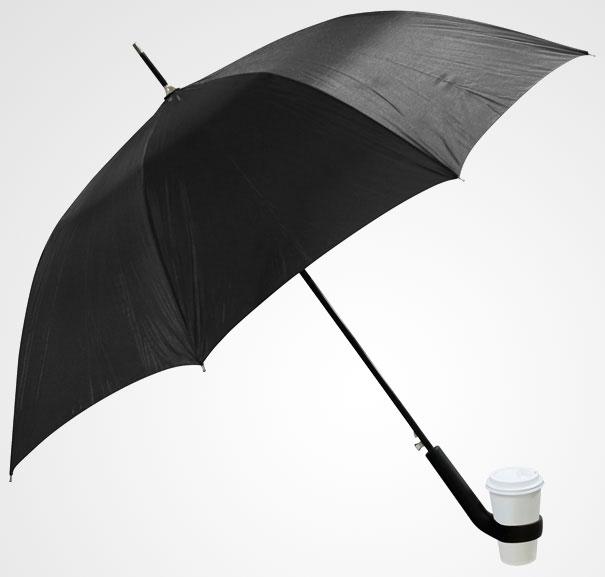Bardak Tutucu Şemsiye