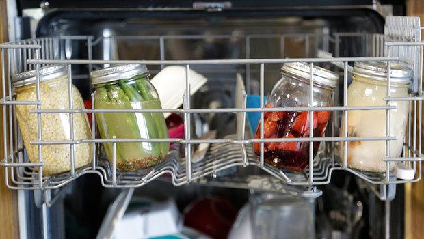 Bulaşık Makinesiyle Yemek Hazırlamak