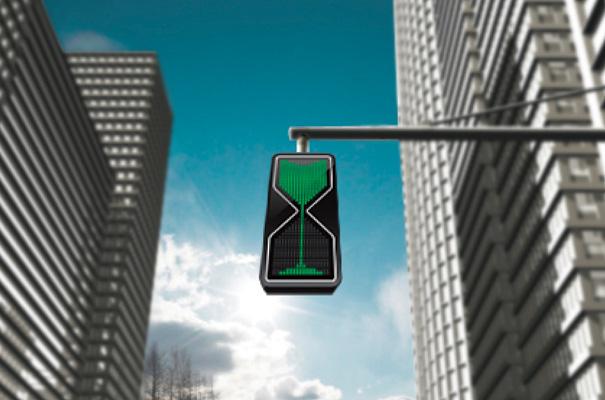 LED Kum Saati Trafik Işıkları