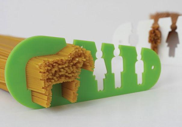 Spagetti Ölçüm Aracı