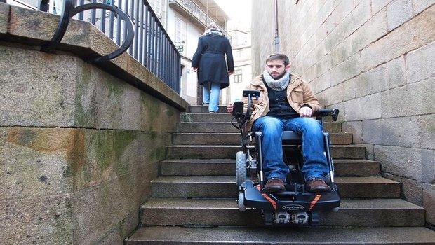 TopChair-S Akıllı Tekerlekli Sandalye