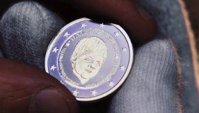 Kayıp Çocuğun Yüzü Bozuk Paralarda