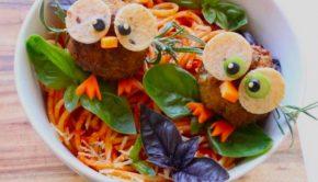 Çocuklar için Özel Tasarlanmış Sağlıklı Yemek Siparişleri