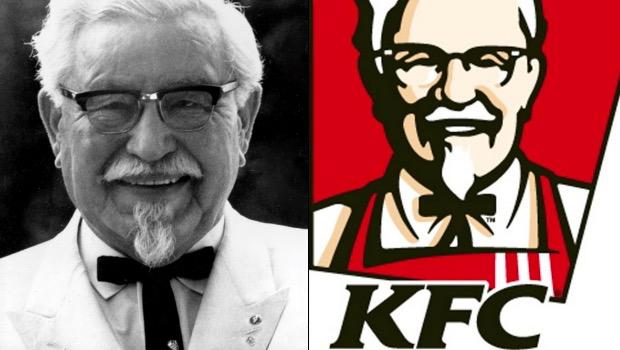Colonel Sanders - Kentucky Fried Chicken'ın (KFC) Kurucusu