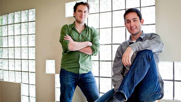 Mike Krieger ve Kevin Systrom
