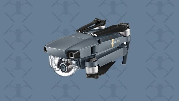 Herkesi Cezbeden Drone