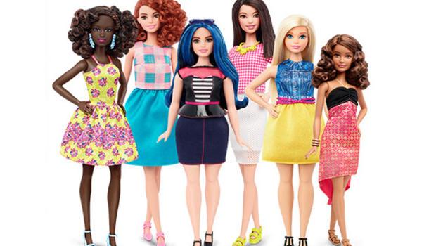 Gerçek Kızlar Gibi Görünen Barbie Bebekler